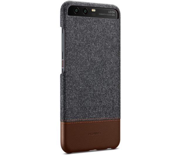 Huawei P10 DS 64GB czarny + Plecki Skóra/Filc ciemnoszary - 359862 - zdjęcie 5