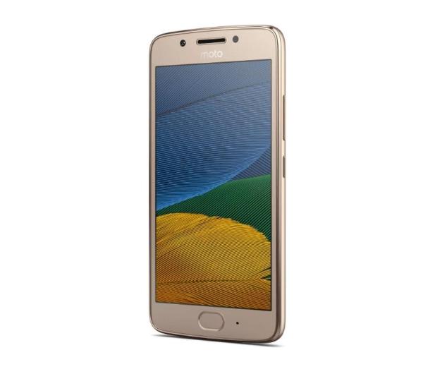 Motorola Moto G5 FHD 3/16GB Dual SIM złoty - 356682 - zdjęcie 2