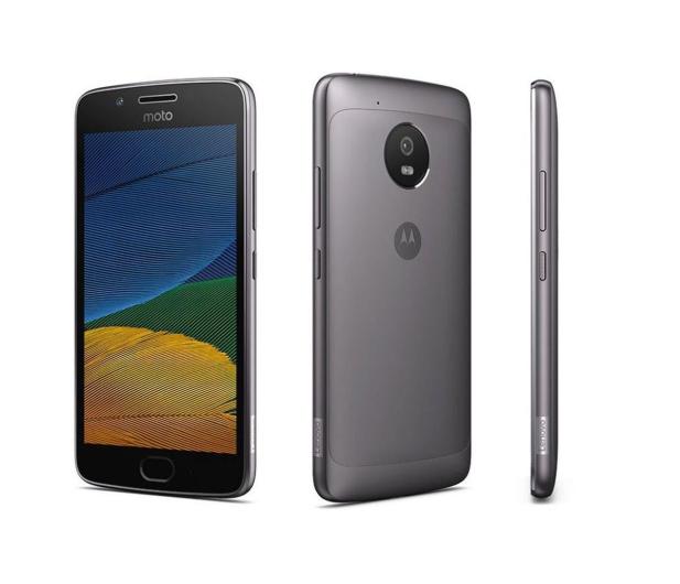 Motorola Moto G5 FHD 2/16GB Dual SIM szary  - 363430 - zdjęcie 4