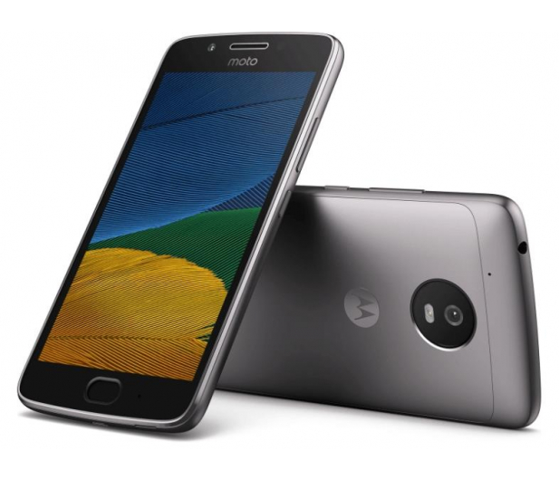 Motorola Moto G5 FHD 2/16GB Dual SIM szary  - 363430 - zdjęcie 8