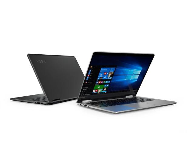 Lenovo Yoga 710-14 i5-7200U/16GB/256/Win10 GF940MX Czarny - 333232 - zdjęcie 2