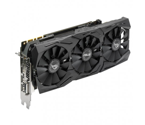 ASUS GeForce GTX 1080 Ti Strix ROG OC 11GB GDDR5X - 357765 - zdjęcie 2