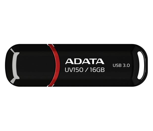 ADATA 16GB DashDrive UV150 czarny (USB 3.1) - 255423 - zdjęcie