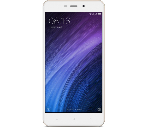 Xiaomi Redmi 4A 32GB Dual SIM LTE Gold - 357618 - zdjęcie 2