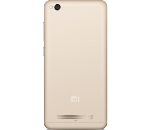Xiaomi Redmi 4A 32GB Dual SIM LTE Gold - 357618 - zdjęcie 3