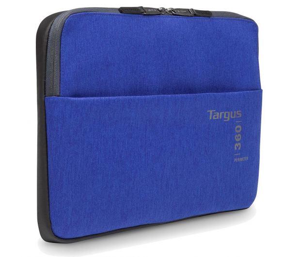 """Targus 360 Perimeter 13-14"""" Laptop Sleeve niebieski - 357865 - zdjęcie"""
