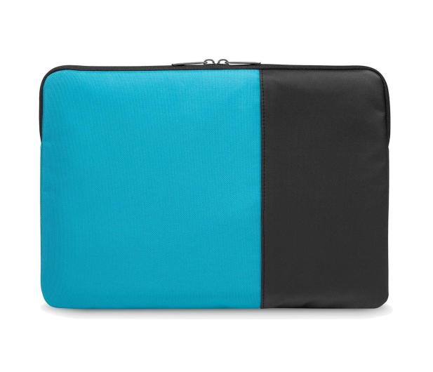 "Targus Pulse 15.6"" Laptop Sleeve czarno-niebieski - 357859 - zdjęcie 3"