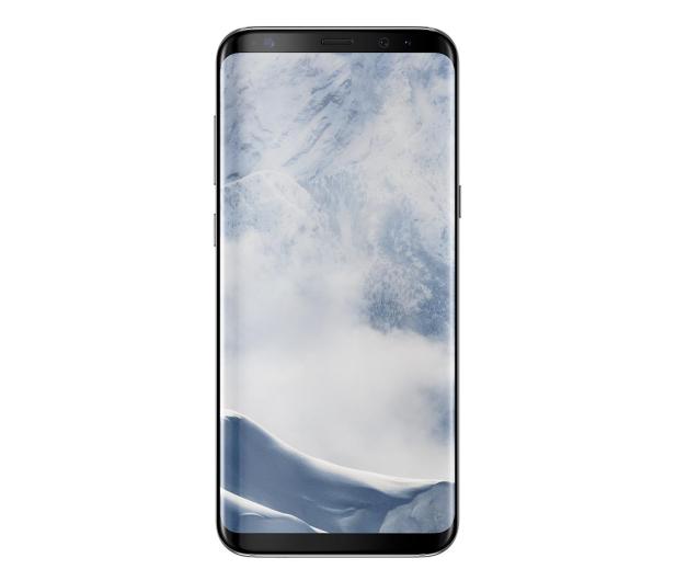 Samsung Galaxy S8 G950F Arctic Silver - 356431 - zdjęcie 3