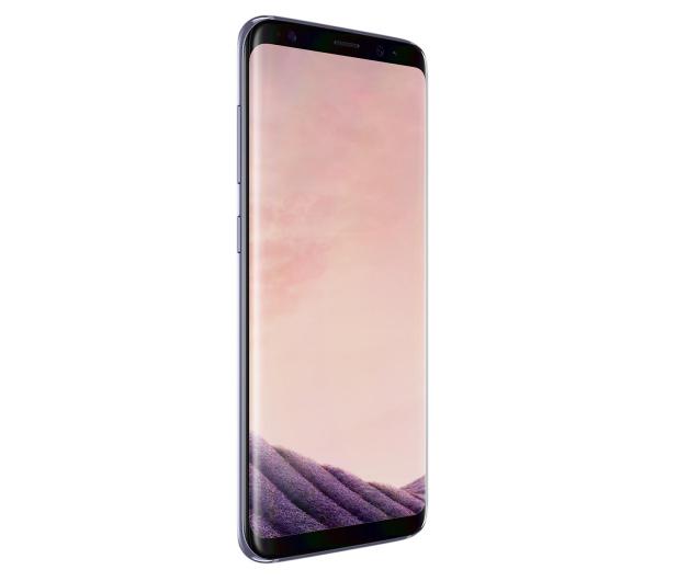 Samsung Galaxy S8+ G955F Orchid Grey + 64GB - 392938 - zdjęcie 4