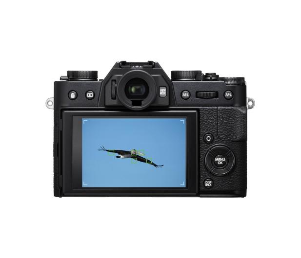 Fujifilm X-T20 15-45mm czarny  - 499087 - zdjęcie 4