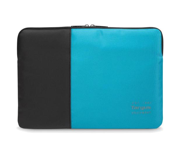 "Targus Pulse 13 - 14"" Laptop Sleeve czarno-niebieski - 357853 - zdjęcie 2"