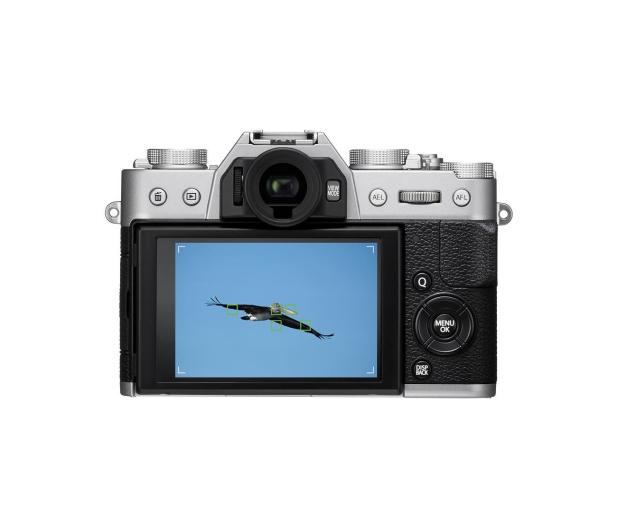 Fujifilm X-T20 Body srebrny - 348114 - zdjęcie 3
