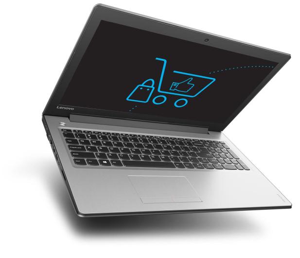Lenovo Ideapad 310-15 i3-6100U/4GB/500 GF920MX Srebrny - 332145 - zdjęcie 2