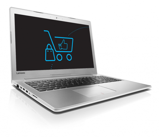 Lenovo  Ideapad 510-15 i3-6100U/4GB/1TB GF940MX Biały  - 352383 - zdjęcie