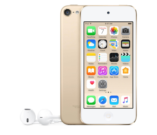 Apple iPod touch 32GB - Gold - 358181 - zdjęcie