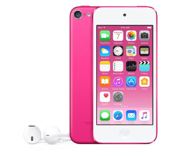 Apple iPod touch 32GB - Pink - 358183 - zdjęcie