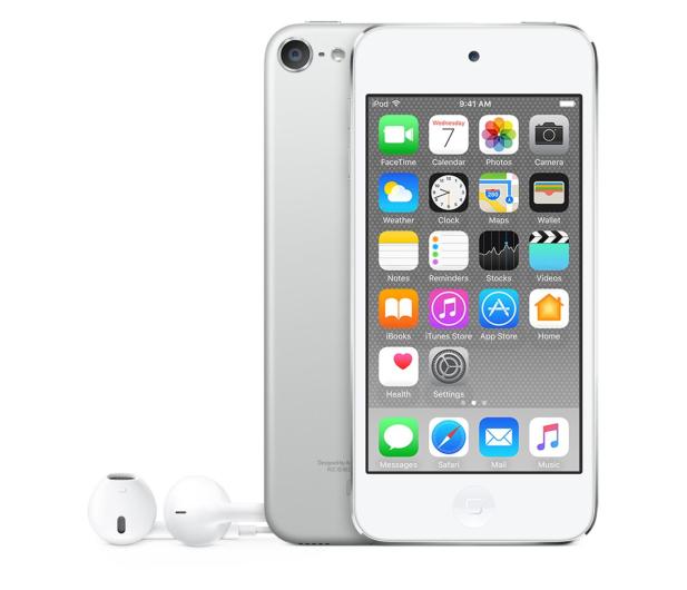 Apple iPod touch 128GB - Silver - 358166 - zdjęcie