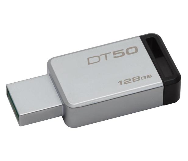 Kingston 128GB DataTraveler 50 110MB/s (USB 3.1 Gen 1) - 319000 - zdjęcie
