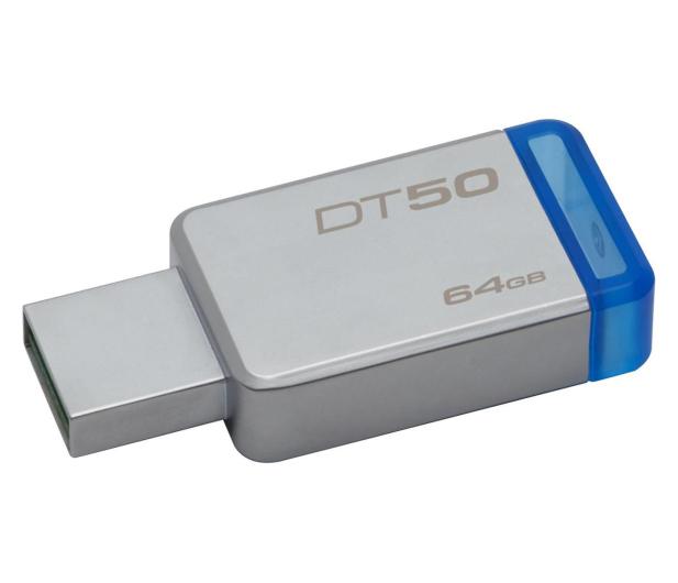 Kingston 64GB DataTraveler 50 110MB/s (USB 3.1 Gen 1) - 318998 - zdjęcie