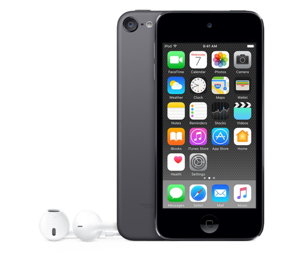 Apple iPod touch 32GB - Space Gray - 358182 - zdjęcie