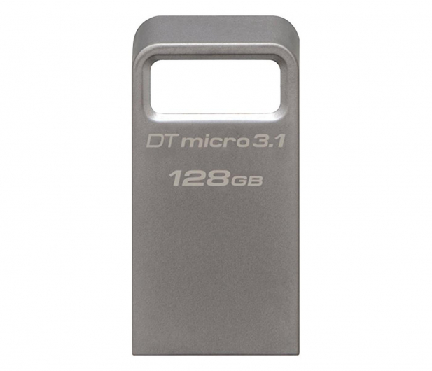 Kingston 128GB DataTraveler Micro 3.1 (USB 3.1) 100MB/s  - 286795 - zdjęcie