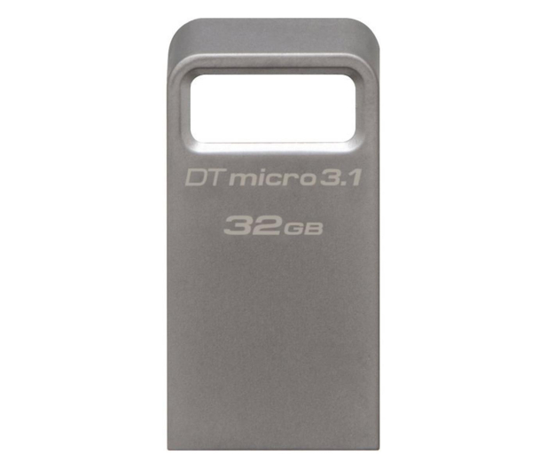 Kingston 32GB DataTraveler Micro 3.1 (USB 3.1) 100MB/s - 247147 - zdjęcie