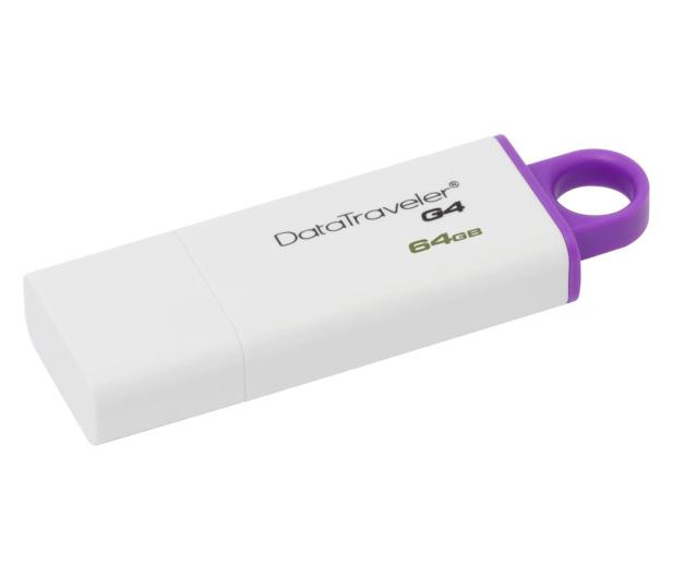 Kingston 64GB DataTraveler I G4 (USB 3.0) - 163117 - zdjęcie