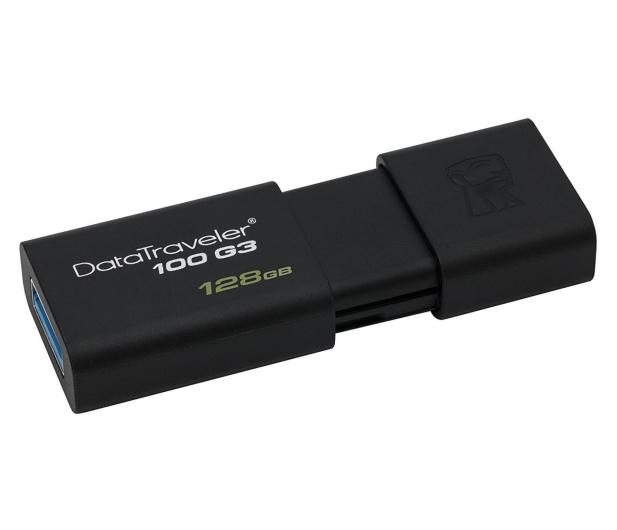 Kingston 128GB DataTraveler 100 G3 (USB 3.0) - 265042 - zdjęcie