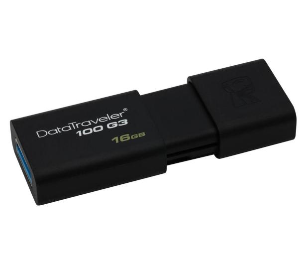 Kingston 16GB DataTraveler 100 G3 (USB 3.0) - 126209 - zdjęcie