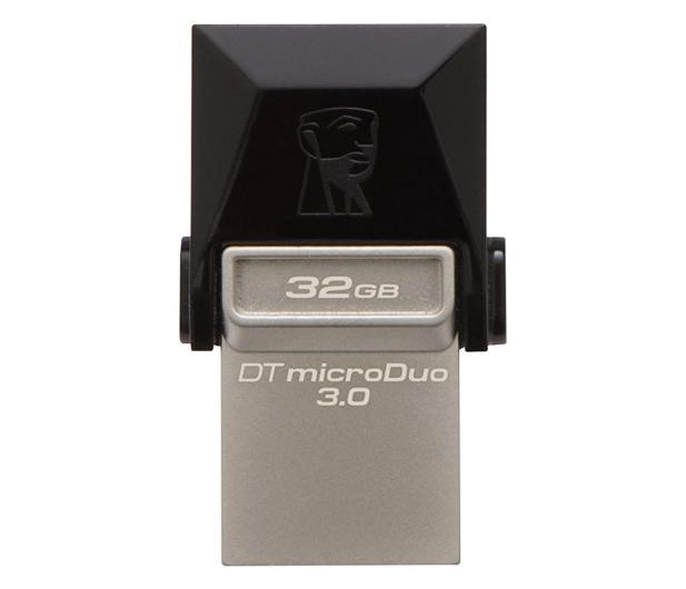 Kingston 32GB DataTraveler microDuo (USB 3.0) OTG - 202777 - zdjęcie
