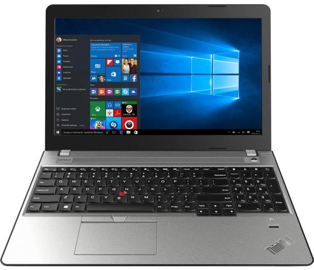 Lenovo ThinkPad E570 i5-7200U/8GB/256/Win10X FHD  - 353299 - zdjęcie 2