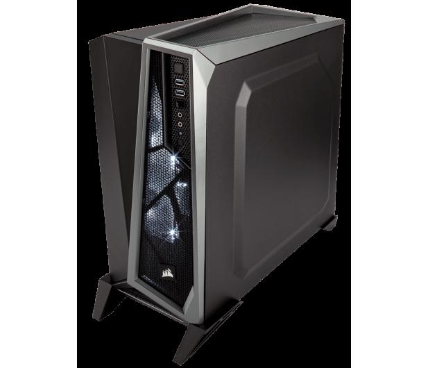 Corsair Carbide Series SPEC-ALPHA czarno-srebrna z oknem  - 353758 - zdjęcie 6