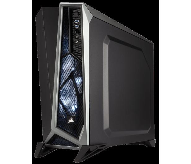 Corsair Carbide Series SPEC-ALPHA czarno-srebrna z oknem  - 353758 - zdjęcie 3