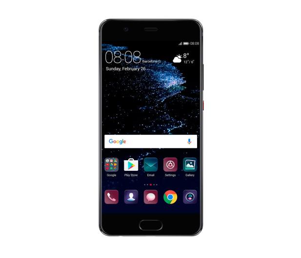 Huawei P10 Dual SIM 64GB czarny - 353482 - zdjęcie 2