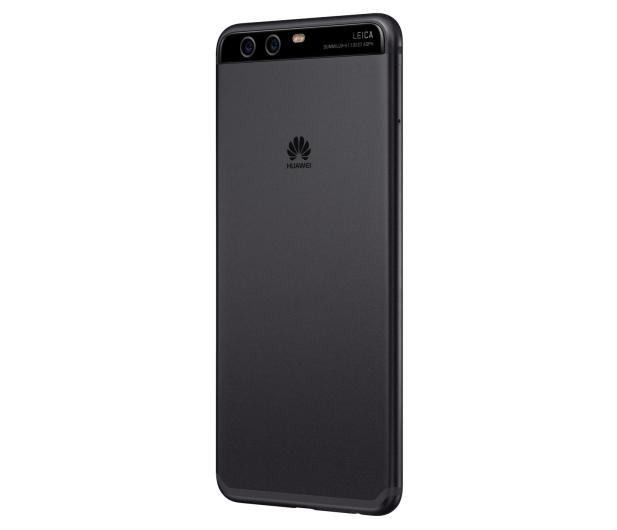 Huawei P10 DS 64GB czarny + Plecki Skóra/Filc ciemnoszary - 359862 - zdjęcie 10