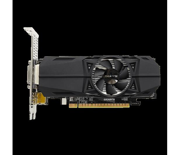 Gigabyte GeForce GTX 1050 OC Low Profile 2GB GDDR5 - 354551 - zdjęcie 3