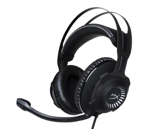 HyperX Cloud Revolver S Headset (stalowoszare) - 354641 - zdjęcie 4