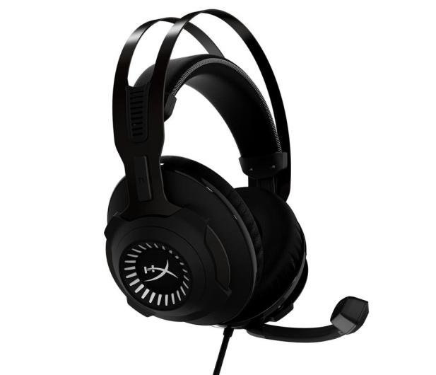 HyperX Cloud Revolver S Headset (stalowoszare) - 354641 - zdjęcie 7