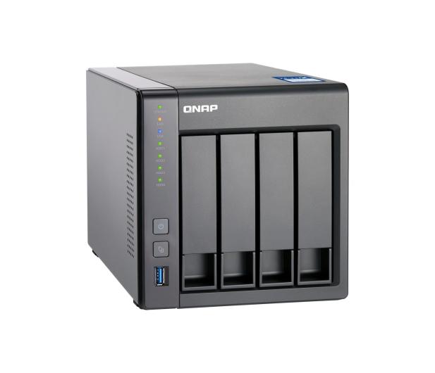 QNAP TS-431X2-8G (4xHDD, 4x1.7GHz, 8GB, 3xUSB, 3xLAN)  - 395968 - zdjęcie 2