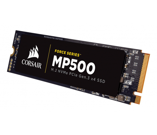 Corsair 240GB M.2 NVMe SSD Force Series MP500 - 355001 - zdjęcie 2