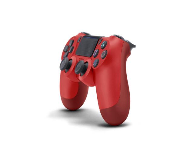 Sony PlayStation 4 DualShock 4 Magma RED V2 - 360518 - zdjęcie 2