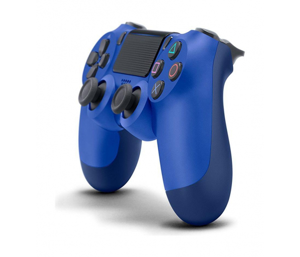 Sony PlayStation 4 DualShock 4 Wave Blue V2 - 360519 - zdjęcie 2