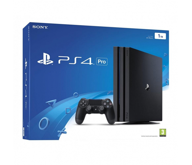 Sony PlayStation 4 PRO 1TB - 332902 - zdjęcie