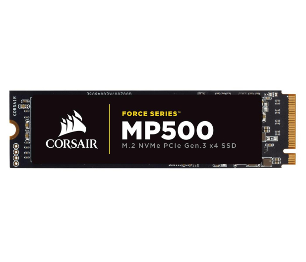 Corsair 240GB M.2 NVMe SSD Force Series MP500 - 355001 - zdjęcie