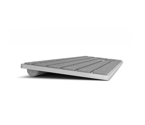 Microsoft Surface Keyboard Bluetooth szary - 360953 - zdjęcie 3
