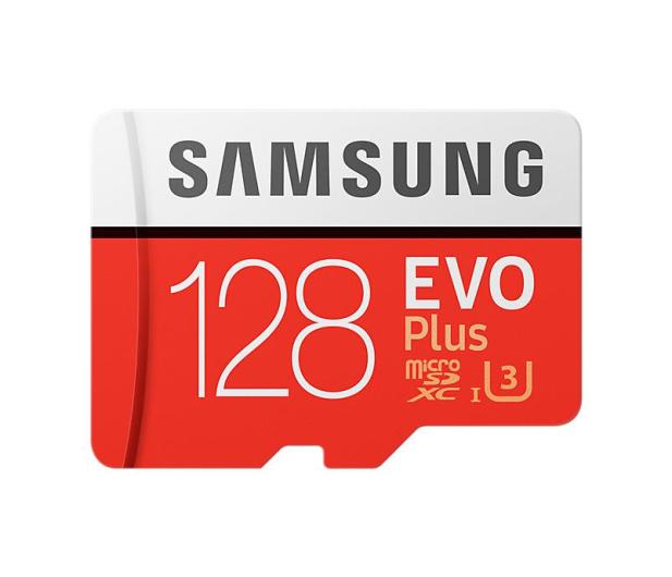 Samsung 128GB microSDXC Evo Plus zapis 90MB/s odcz 100MB/s - 360785 - zdjęcie