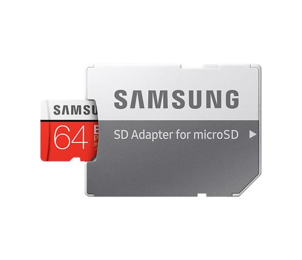 Samsung 64GB microSDXC Evo Plus zapis60MB/s odczyt100MB/s  - 360784 - zdjęcie 5
