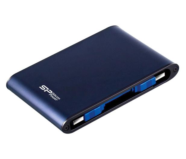 Silicon Power Armor A80 2TB USB 3.2 Gen. 1 Niebieski - 220510 - zdjęcie 2