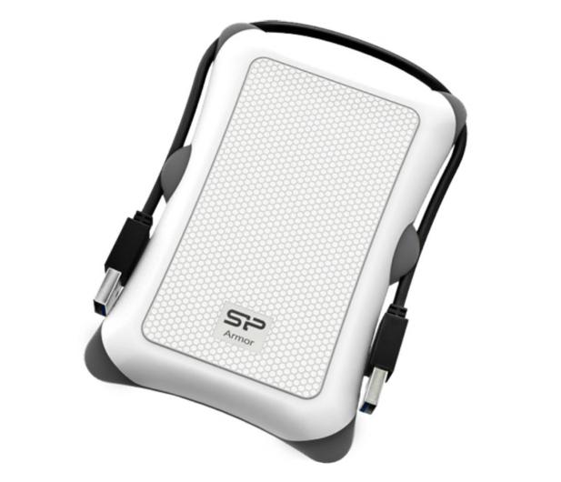 Silicon Power 1TB Armor A30 biały USB 3.0 - 220507 - zdjęcie 2