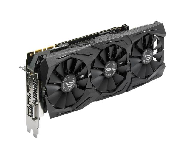 ASUS GeForce GTX 1080 Ti Strix ROG 11GB GDDR5X - 361183 - zdjęcie 4